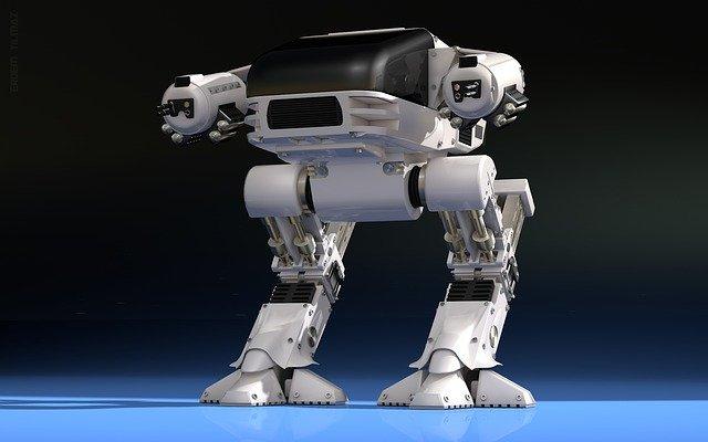 robot stroj