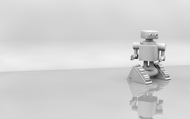 malý robot