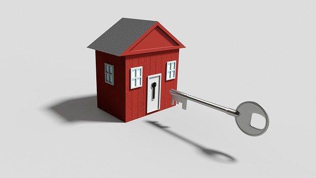 klíč k domku