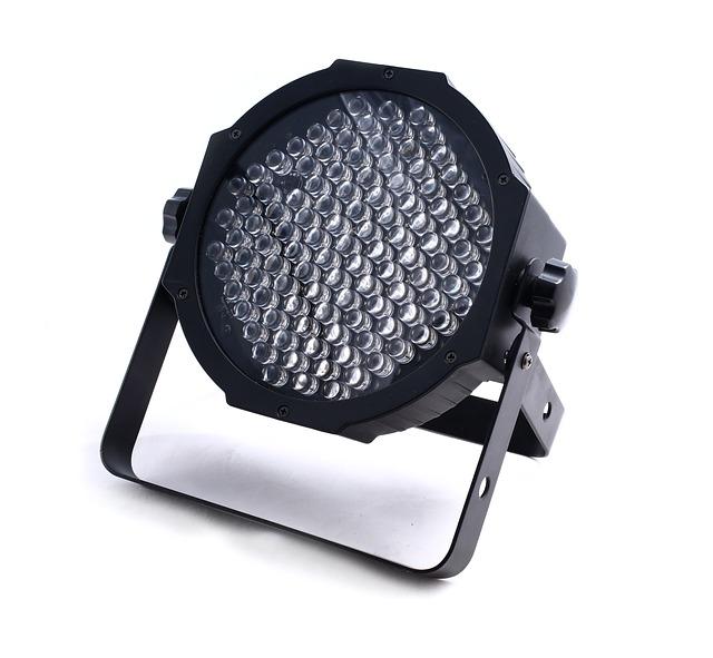 dj osvětlení