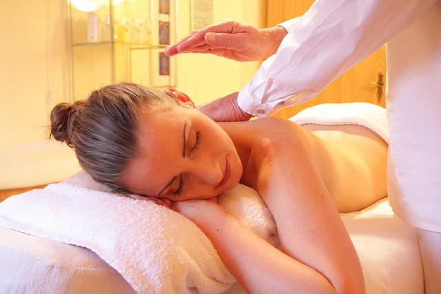masáž těla